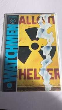 Watchmen November 1986 3 of 12