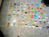 assorted Pokemon trading card collection Revere, 02151