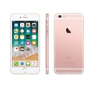 *firm price* Unlocked Apple iPhone 6S 32GB Rose Gold (FIRM PRICE, PICK UP ONLY) Toronto