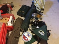 Camping stuff- over 400 worth of camping stuff Barrie, L4N 0V5