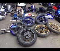 YAMAHA YZF R125 BREAKING FOR PARTS London, SE10 9RQ