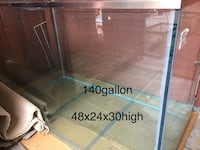 140g Aquarium and Metal Stand Toronto, M1P 4J5