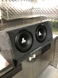 "JL audio dual 10"" subwoofer  Burnaby, V5C 5A5"