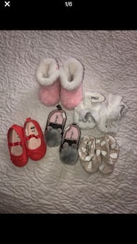 Baby girl shoes  Tampa, 33626