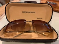 Emporio Armani sunglasses with original case 29 km