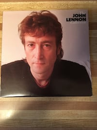 Record Album Vinyl LP John Lennon Collection
