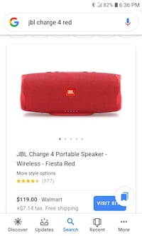 Jbl charge 4 bluetooth Hagerstown, 21740