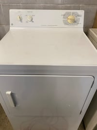 Electric dryer GE