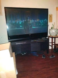 "72 "" inch Samsung  HDMI T.V. with a free LG Boothtooth Subwoofer"