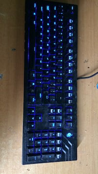 Gaming keyboard mechanical 760 km