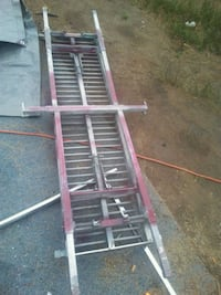 Lets negotiate - Scaffolding ladder rack great for exterior siding and painting  Bend