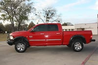 2010 RAM 2500 Red Grand Prairie, 75050