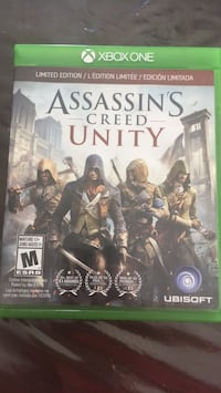 Assains Creed Unity (Limited Edition) MAKE YOUR OFFERS Gatineau, J8P 0A5