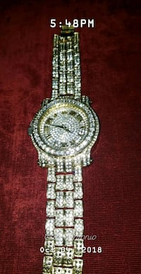 Iced out Watch San Antonio, 78251