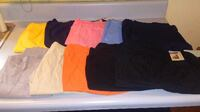 LOT OF 20 BRAND NEW WOMEN'S LEGGINGS SHORTS Voorhees Township