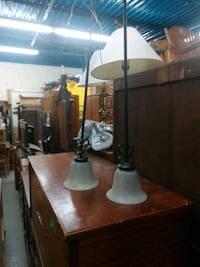2 lampe Longueuil