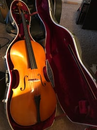 4/4 cello. Like new. With case Leesburg, 20176