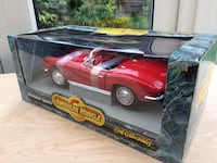 red American Muscle diecast Corvette convertible box Hemel Hempstead, HP1 2QU
