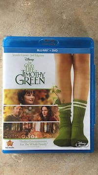Odd Life of Timothy Green bluray only  Omaha, 68104