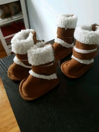 Beautiful fleece lined boots Waterloo, N2L 4K8