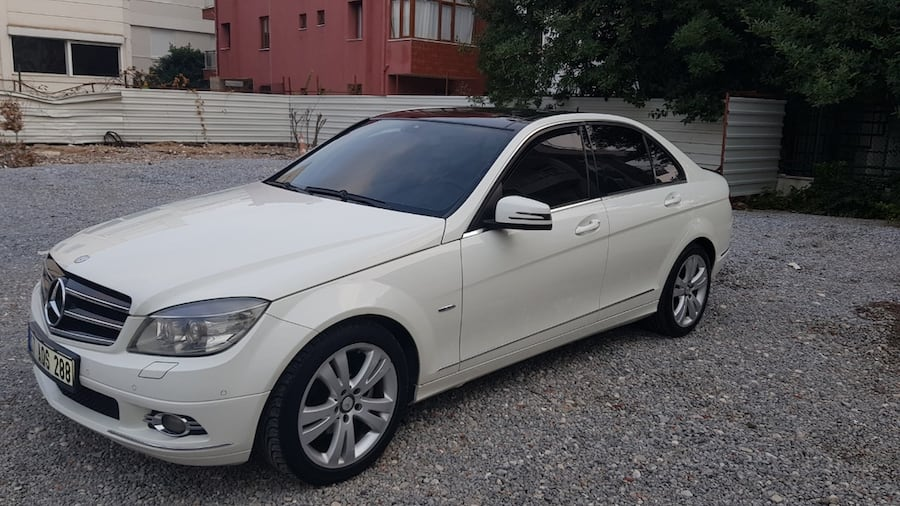 2010 Mercedes-Benz C-Serisi C 180K BLUEEFFICIENCY FASCINATION AMG cec861db-d268-4644-abf9-8fe91f43ec6d