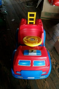 Fisher Price Paw Patrol electric ride on Fire Truc