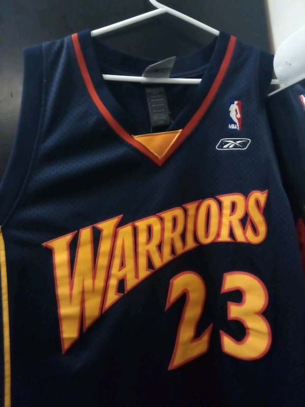 c630d3490a0 Used Rare warriors jersey jason richardson for sale in San Francisco ...