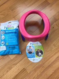 NEW 2in1 potty—training seat and travel  Elmhurst, 60126