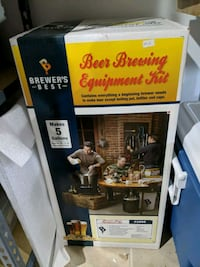 Beer Brewing Equipment Kit King of Prussia
