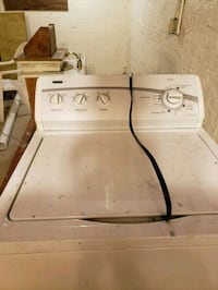 white top load clothes washer Gaithersburg, 20877