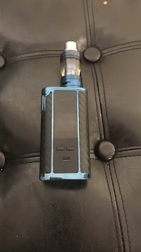 Captain pd270 with crown 3 vape