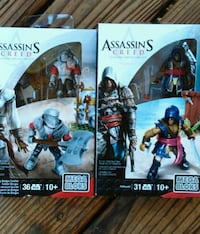 two Assassins's Creed toys with boxes Granite Falls, 98252