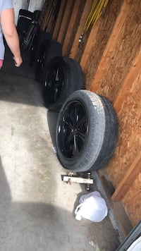 22s 3 tires are good. 1 needs replaced. Serious inquires only please  Des Moines, 50317