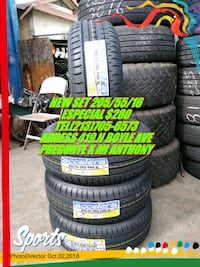 black auto tire set screenshot Los Angeles, 90033