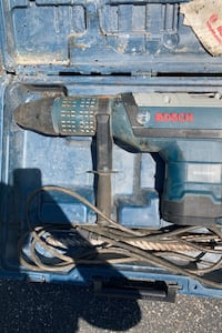 $1000 hammer drill for $150. Works great!!! With bits and case!!!