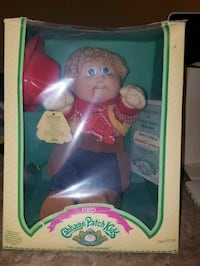 Vintage collectable cabbage patch  Socorro, 79927