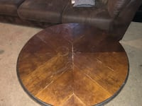 Round end table with minor stains Memphis, 38134
