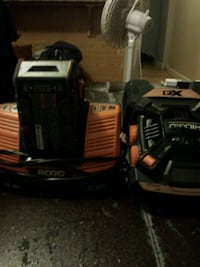 Rigid aux radio , charger , battery Edmonton