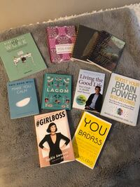 Lot of Wellness Books and Notebooks! St Catharines, L2M 5L9