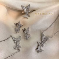 Sterling Silver Butterflies Full Set Kitchener, N2E 2A3