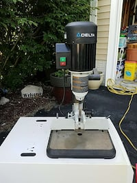 Hollow Chisel Mortiser/Drill Pres