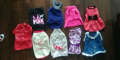 Toy Dog clothes (toy size)