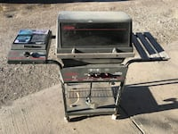 black and gray gas grill Calgary, T2A 0Y5
