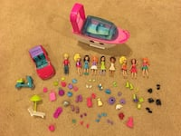 Polly Pockets and accessories Clarksburg, 20871