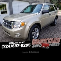 2012 Ford Escape XLT Darington, 16115