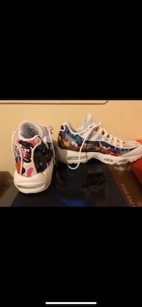 Nike Air Max EDRL Party Men's Sz 9 Valley Cottage, 10989