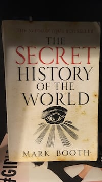 The Secret History of the World book by Mark Booth Chicago, 60618