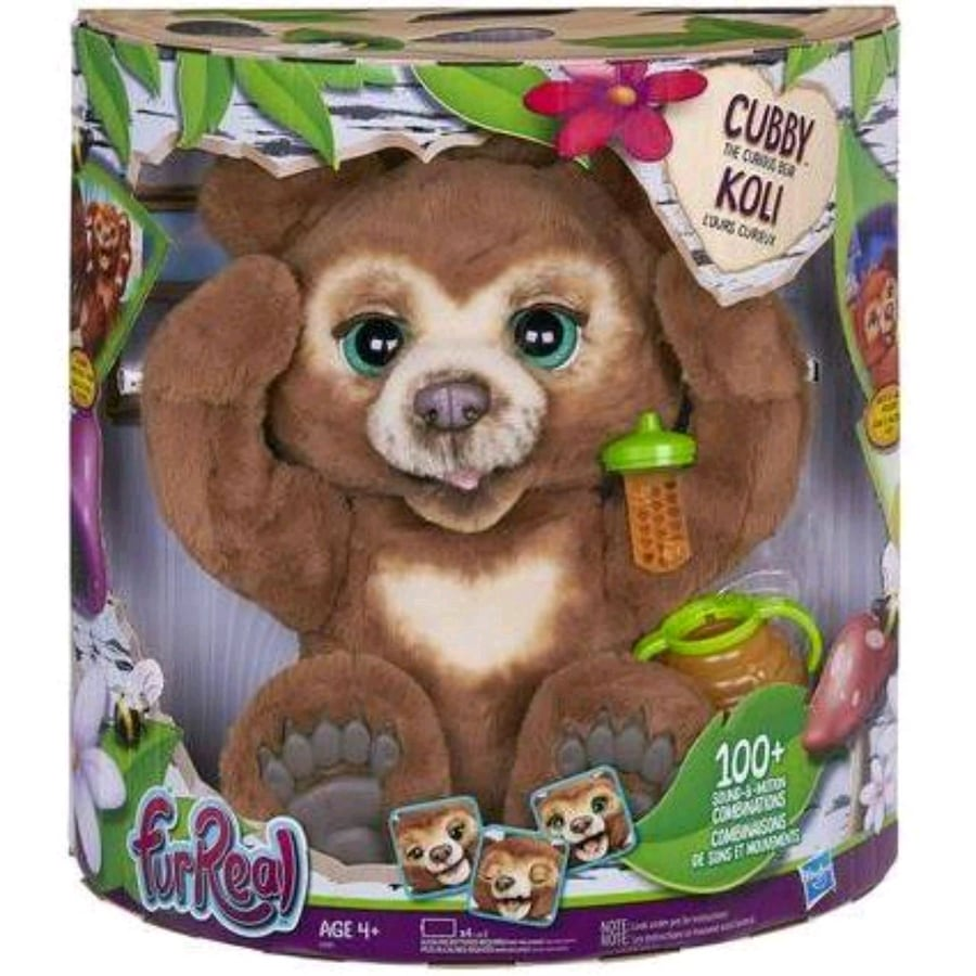 FURREAL Cubby the kolibear