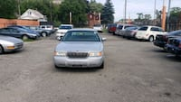 2001 Mercury Grand Marquis Detroit