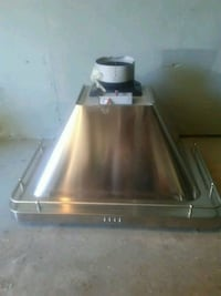 stainless steel exhaust hood Minneapolis, 55411
